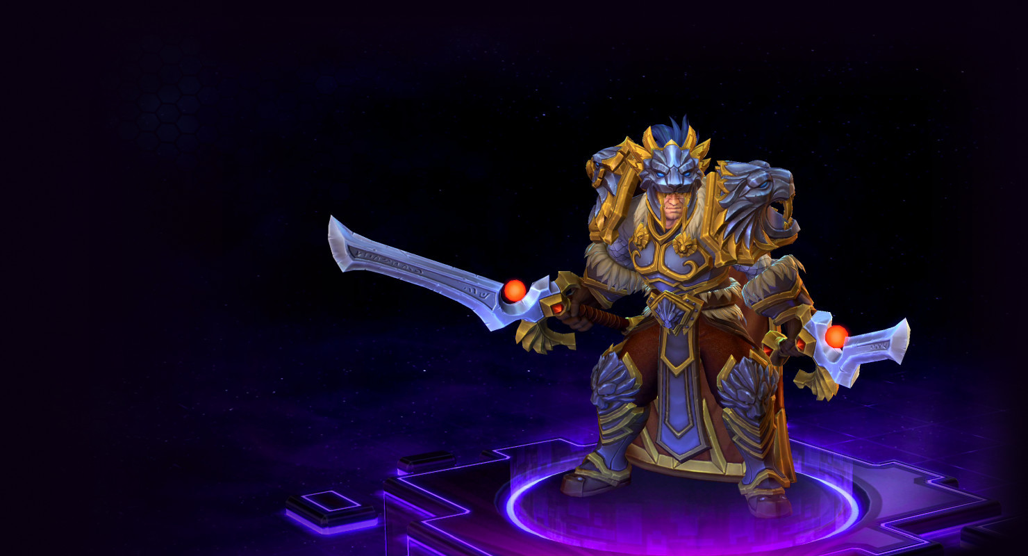 Heroes Of The Storm Builds Varian