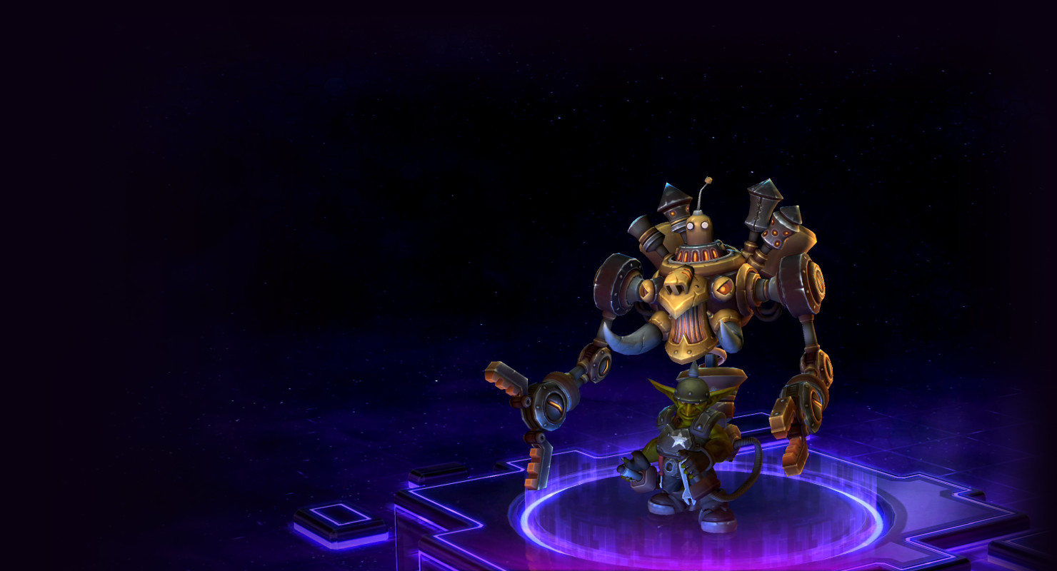 Skin Gazlowe: Chief Engineer Gazlowe
