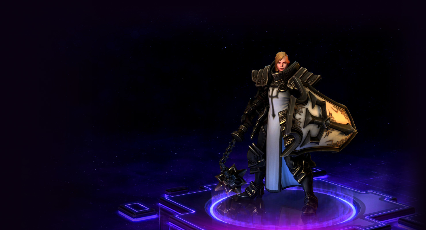 Skin Johanna: Crusader of Zakarum
