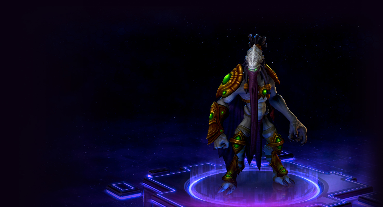 Aspectos Zeratul: Dark Prelate