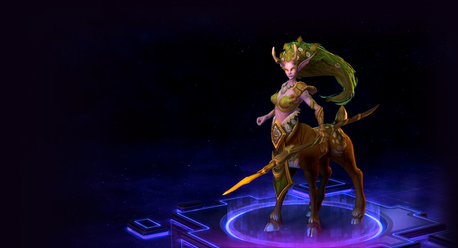 Skin Lunara: First Daughter of Cenarius