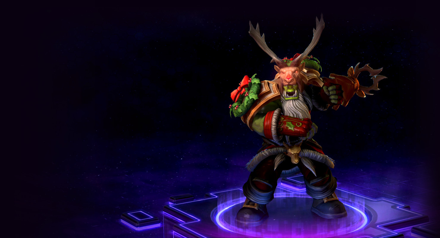 Skin Rehgar: Great-father Winter Rehgar