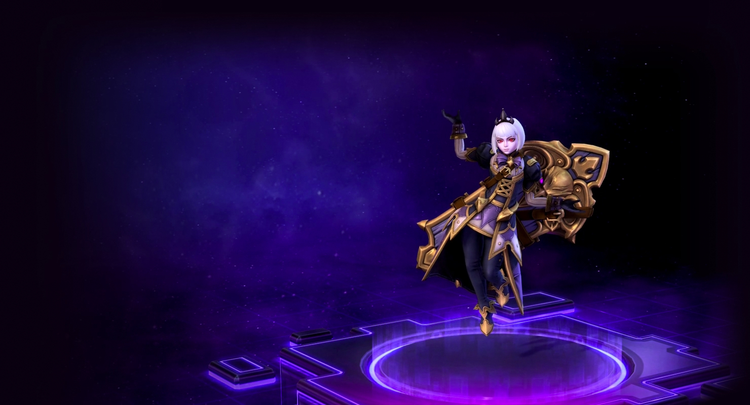 Skin Orphea: Heir of Raven Court