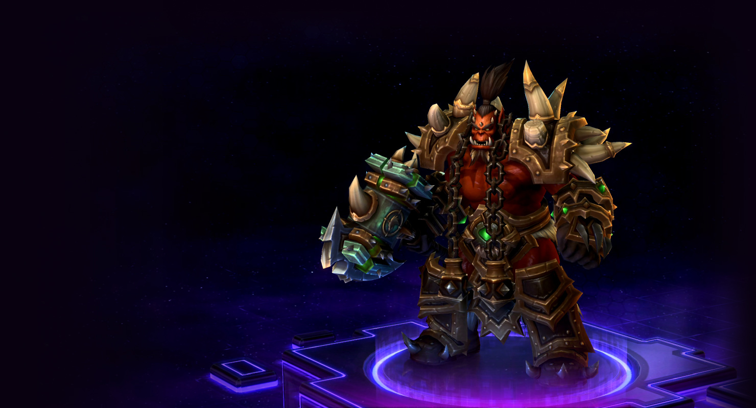 Skin Thrall: Hellhammer Thrall