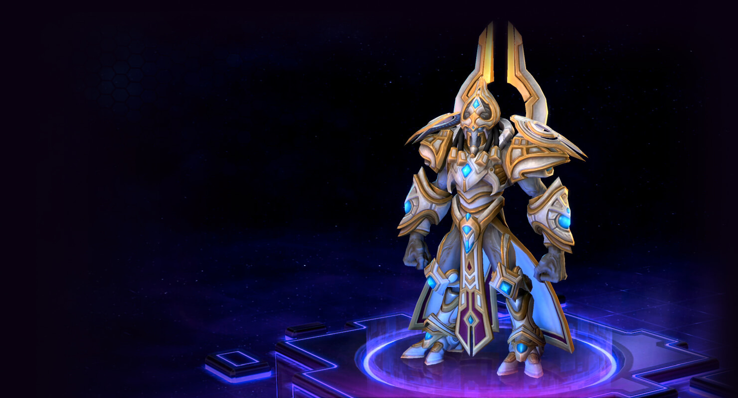 Skin Artanis: Hierarch of the Daelaam