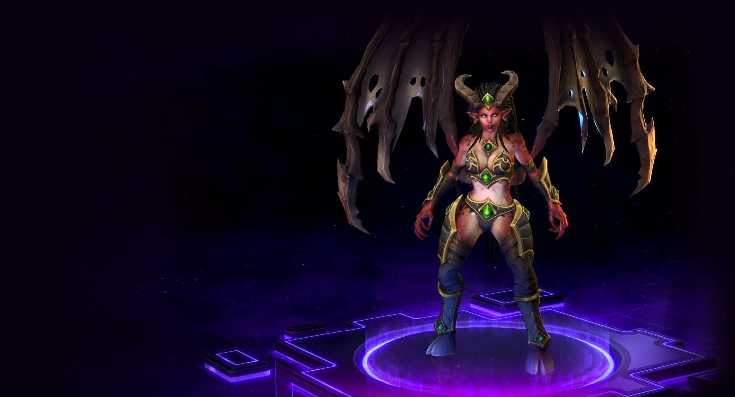 Skin Kerrigan: Legion Mistress Kerrigan