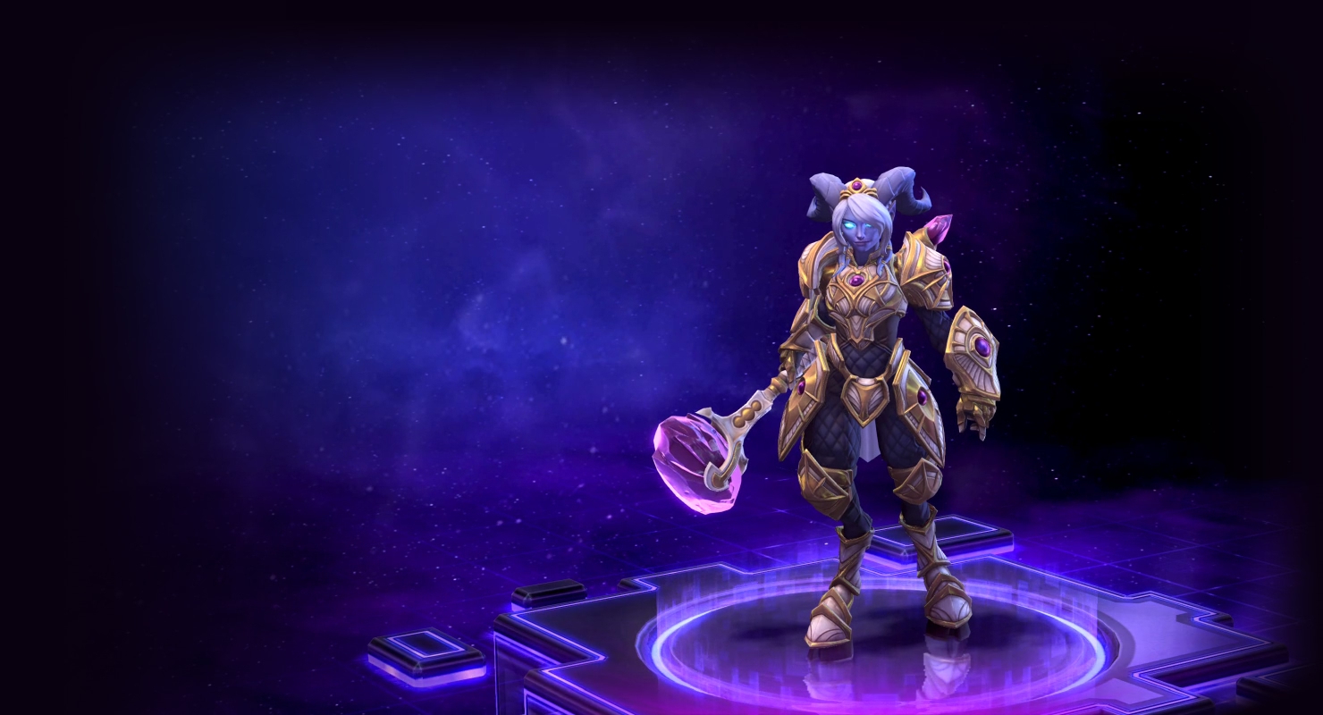 Skin Yrel: Light of Hope