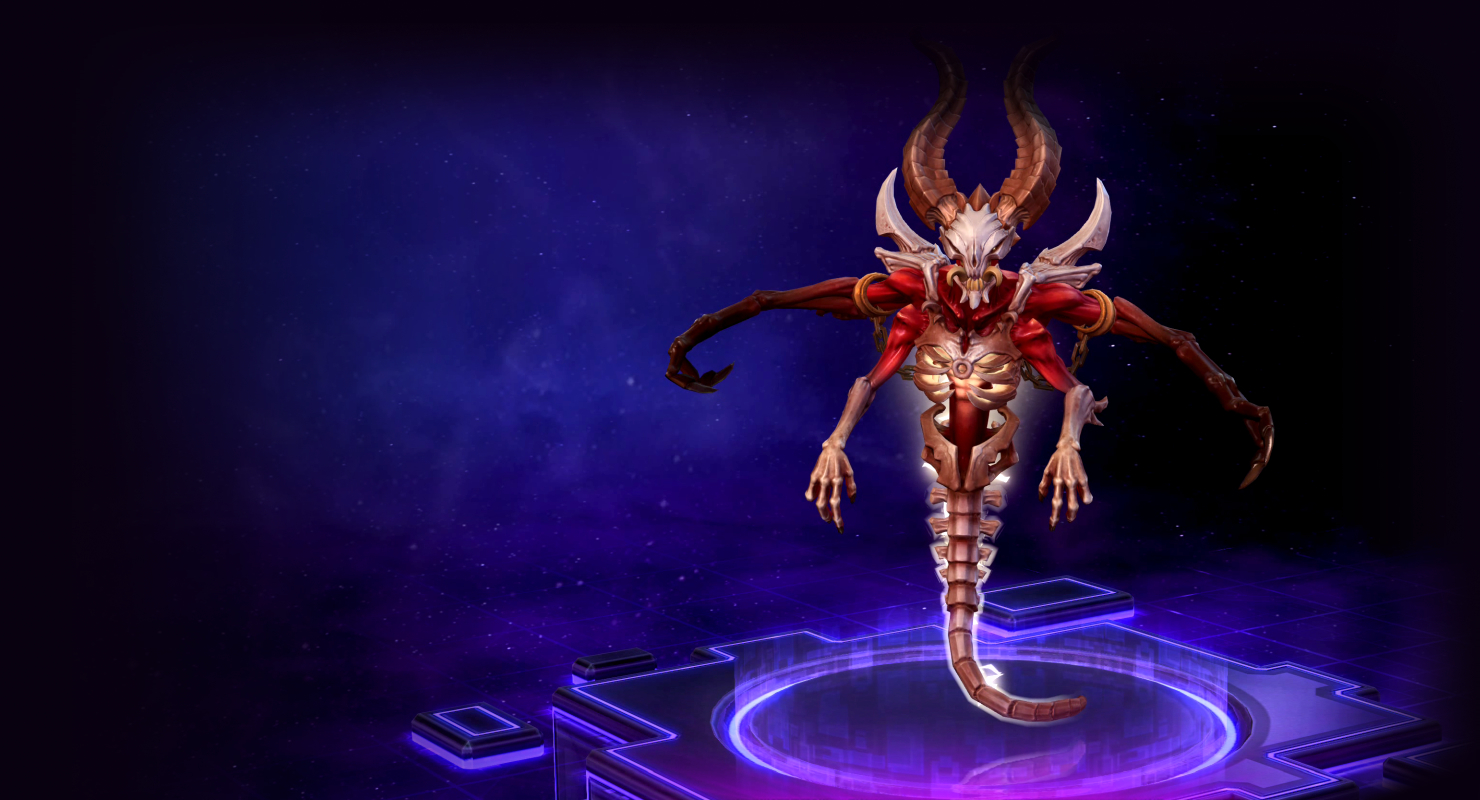 Skin Mephisto: Lord of Hatred