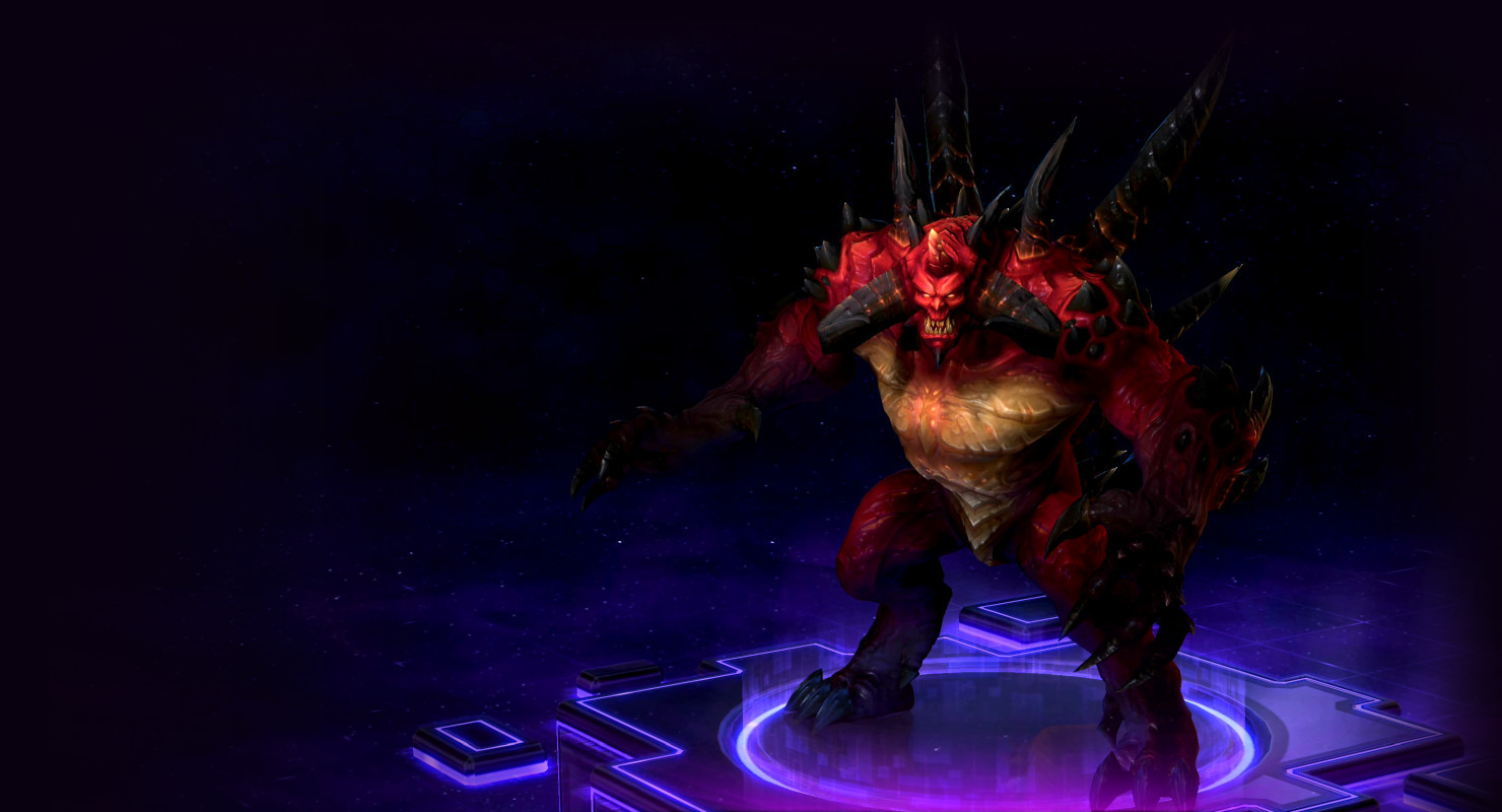 Skin Diablo: Lord of Terror