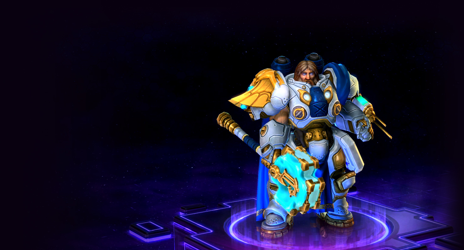 Skin Uther: Medic Uther