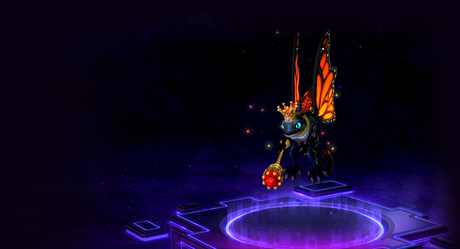 Skin Brightwing: Monarch Brightwing
