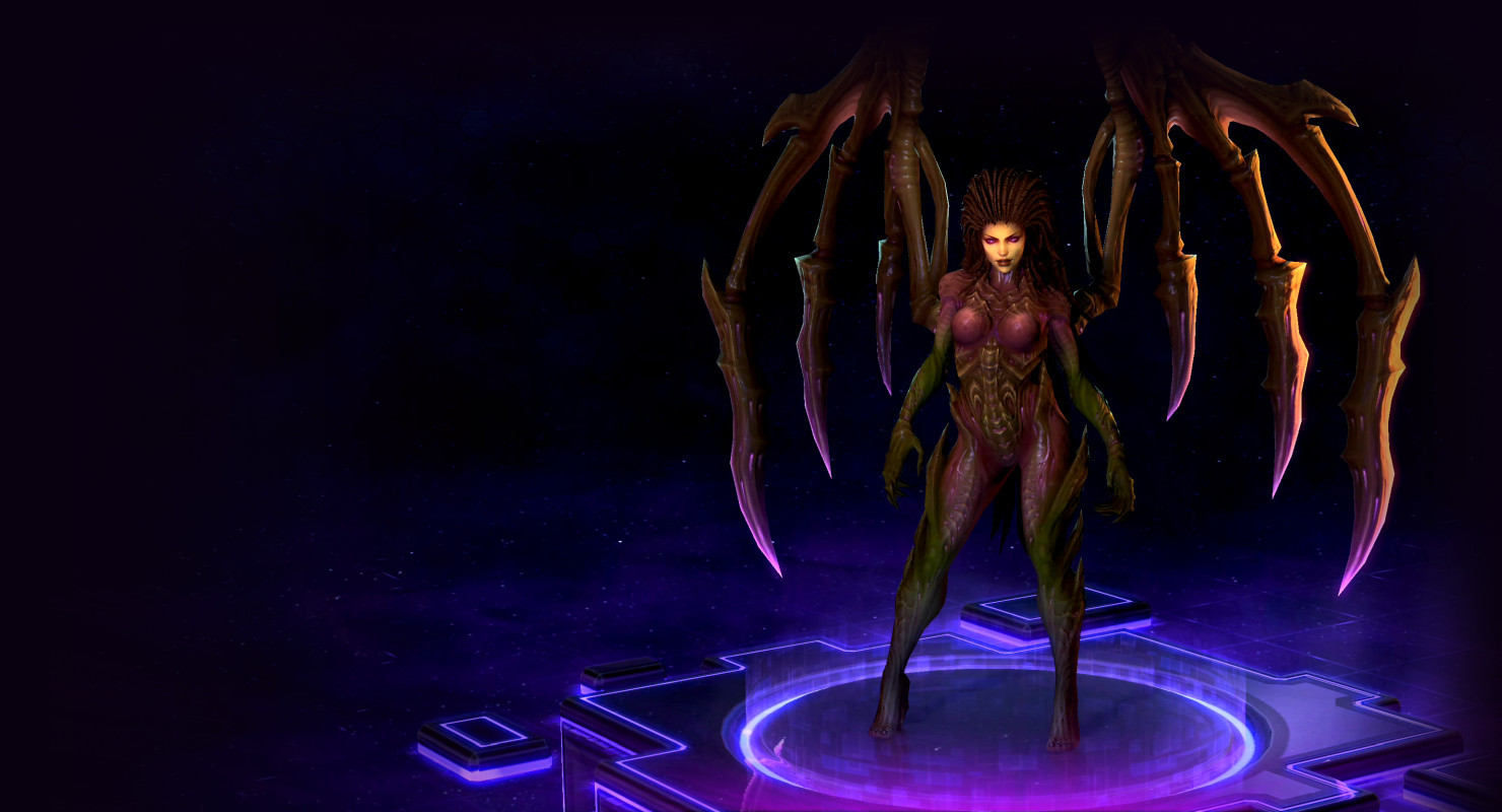 Skin Kerrigan: Queen of Blades
