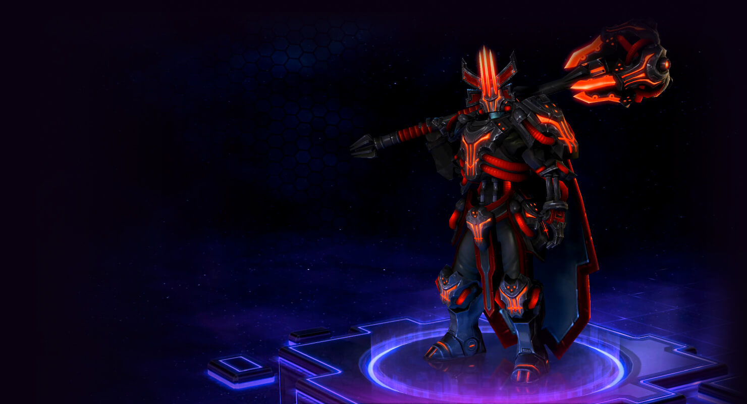 Skin Leoric: Space Lord Leoric