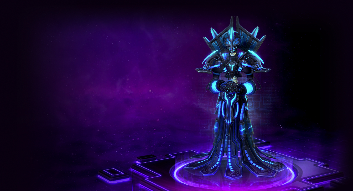 Modell Kel'Thuzad: Sternenlich Kel'Thuzad
