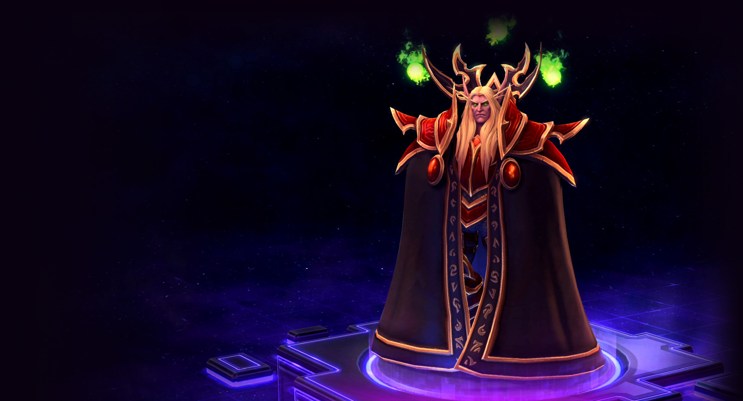 Skin Kael'thas: The Sun King