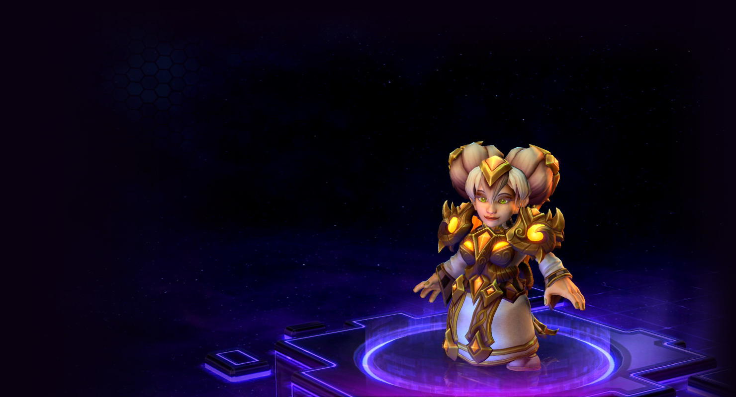 Skin Chromie: Timewalker Chromie