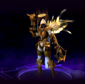 Skin Valla: Angelic Valla