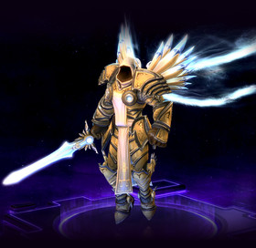 Skin Tyrael: Archangel of Justice