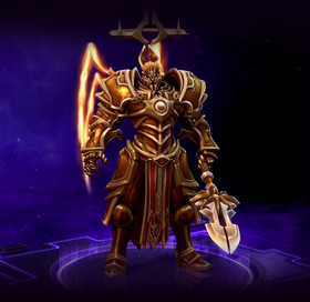 Skin Imperius: Archangel of Valor