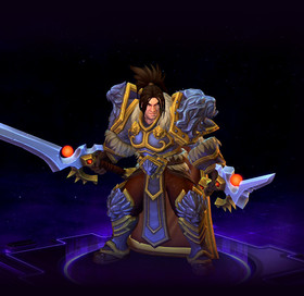 Skin Varian: High King of the Alliance