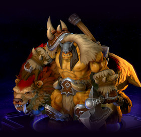 Skin Rexxar: Champion of the Horde