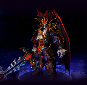 Crimson Count Arthas