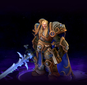 Crown Prince Arthas