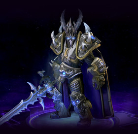 Death God Arthas