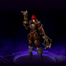 Skin Valla: Demon Hunter
