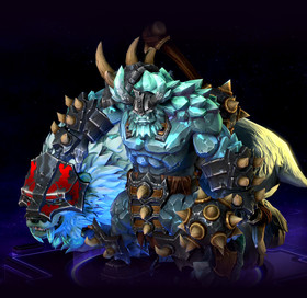 Frostlord Rexxar