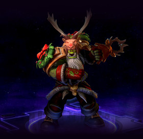 Great-father Winter Rehgar