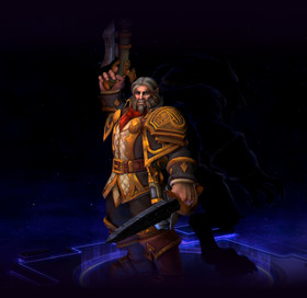 Skin Greymane: Lord of the Worgen