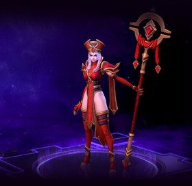 Skin Whitemane: High Inquisitor