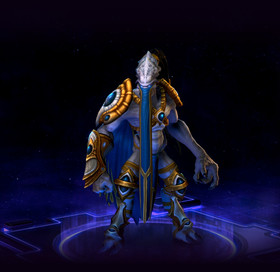 High Templar Zeratul