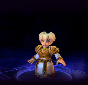 Skin Chromie: Keeper of Time