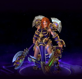 Legion's Wrath Sonya