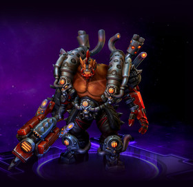 Skin Garrosh: Mad Axe Garrosh