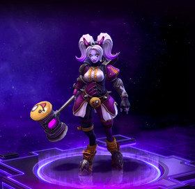 Mad Jester Yrel