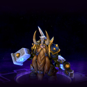 Skin Muradin: Mountain King