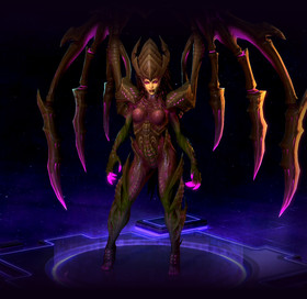 Primal Queen Kerrigan