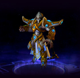 Skin Tassadar: Savior of the Templar
