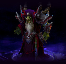 Skin Gul'dan: Shadow Council Gul'dan
