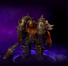Skin Garrosh: Son of Hellscream