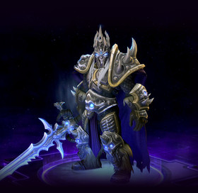 Skin Arthas: The Lich King