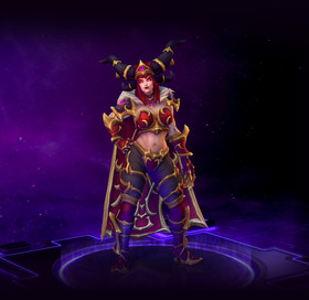 Skin Alexstrasza: The Life-Binder