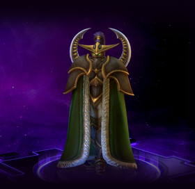 Skin Maiev: The Warden