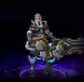 Thunder Guard Zarya