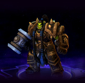 Skin Thrall: Warchief of the Horde