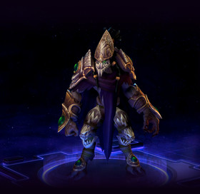 Zerg Hunter Zeratul
