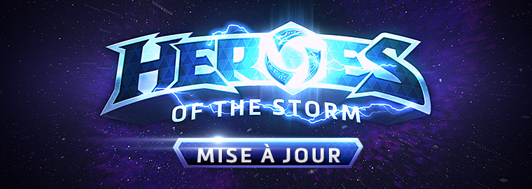 Patch : Heroes of the Storm